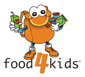 Logo:  Food 4 Kids