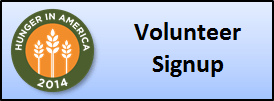 Hunger Study Volunteer Signup
